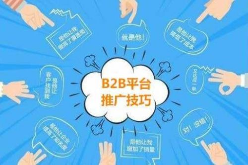 让客户主动找上门的b2b推广技巧-1